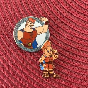 Disney Hercules pins